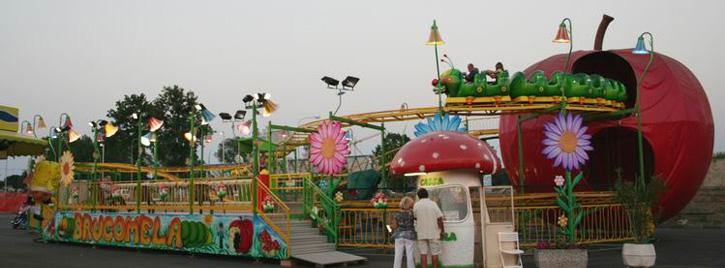 Parco giochi per bambini New Jesolandia, a Jesolo