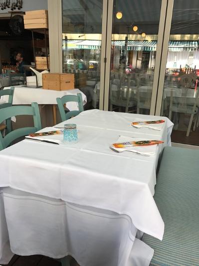 Stiefel tavolo da pranzo