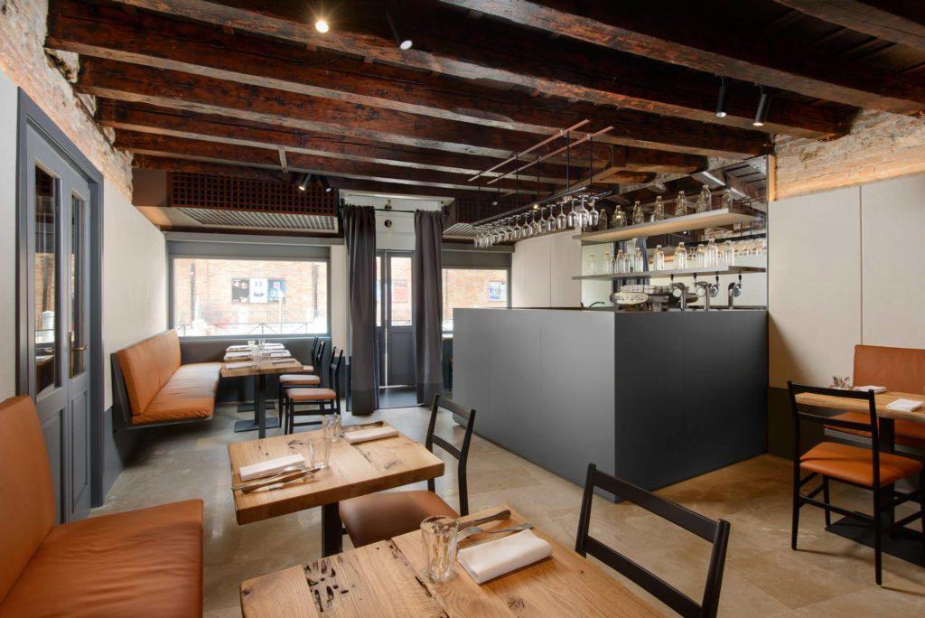 sala ristorante Zante XVI
