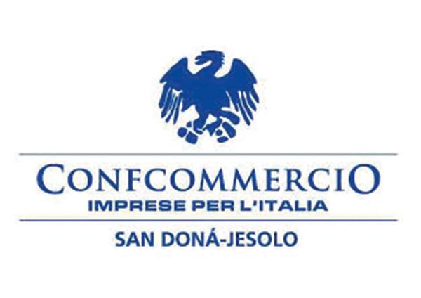Logo Confcommercio San Donà-Jesolo