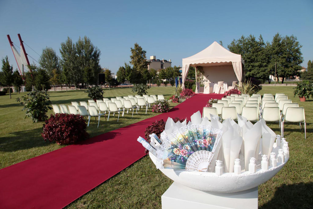 Location Wedding a Jesolo