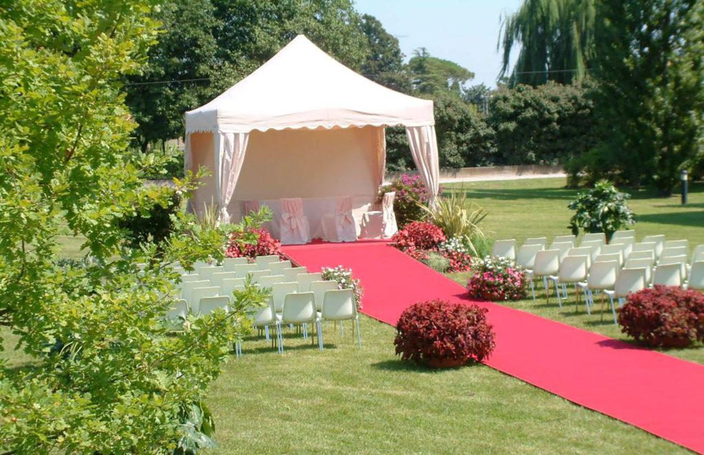 wedding Jesolo gazebo al parco