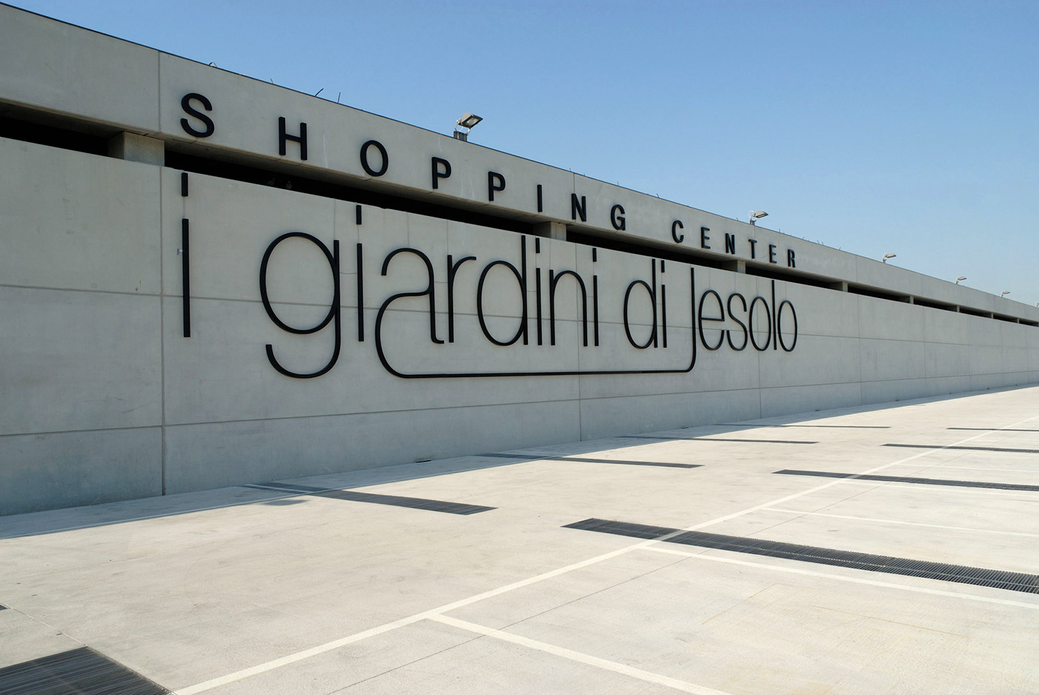 Shopping Center I giardini di Jesolo
