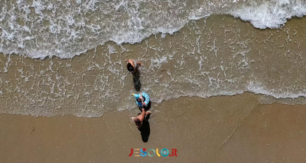 spiaggia mare jesolo