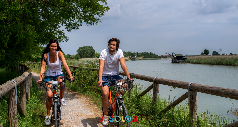 vacanza mare e bicicletta