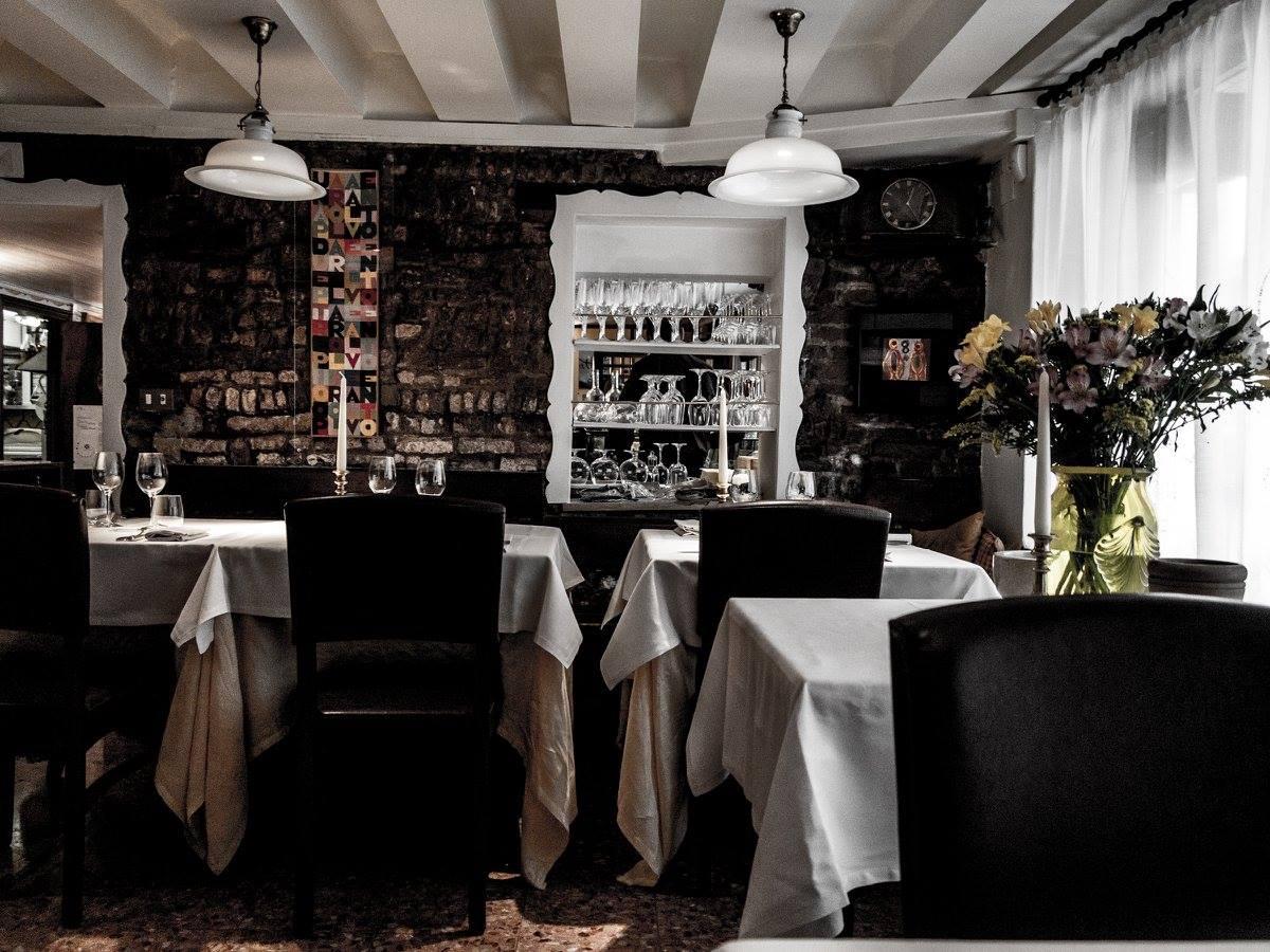 ristorante al covo venezia