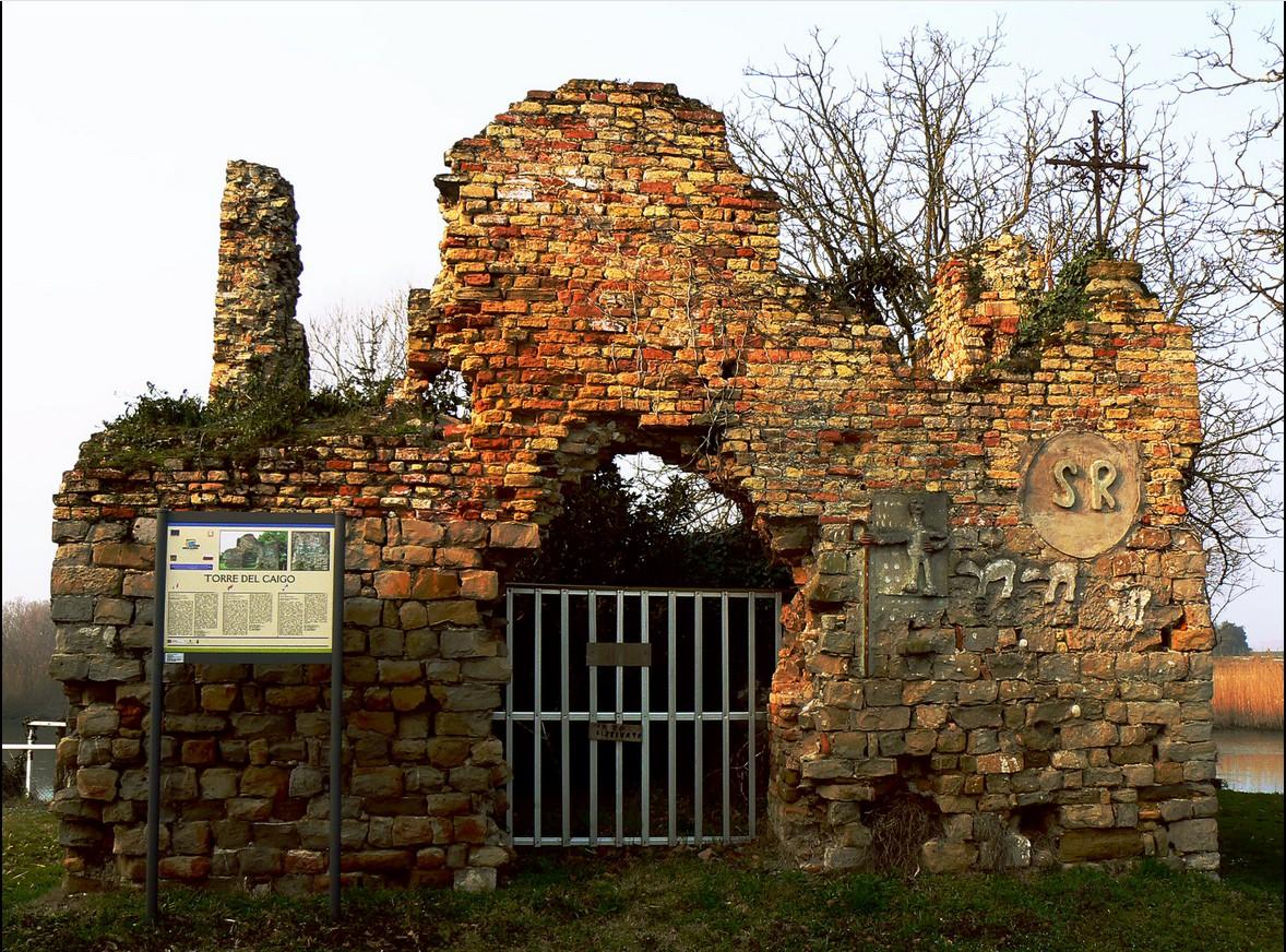 cultura jesolo - torre caligo