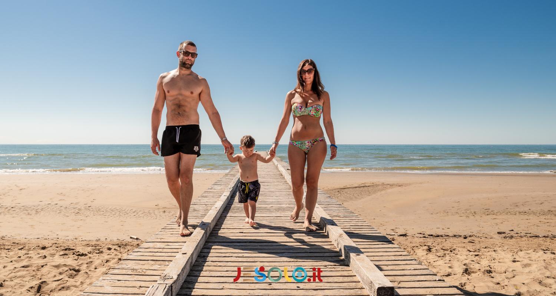 vacanza in famiglia Jesolo